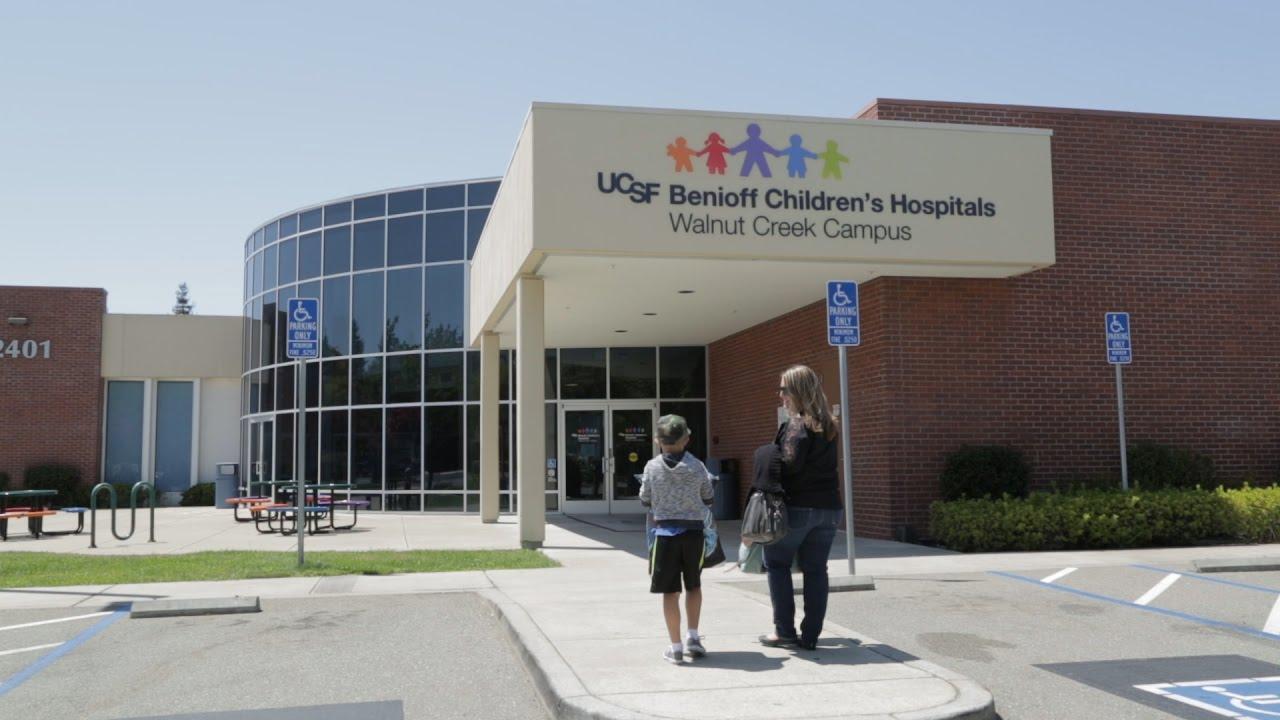 UCSF Benioff Children's Hospital Walnut Creek Sleep Lab