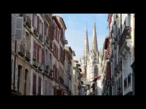 Découvrir la ville de Bayonne dans le département des Pyrénées Atlantique en Aquitaine (France)