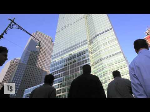 JP Morgan Wins -- Citigroup Fails