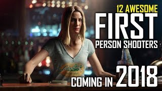 12 Awesome First Person Shooters Coming In 2018 | New Fps Games On Pc Ps4 Xbox One