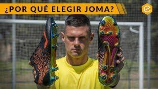 Joma Propulsion Lite · De las botas MÁS LIGERAS del mercado