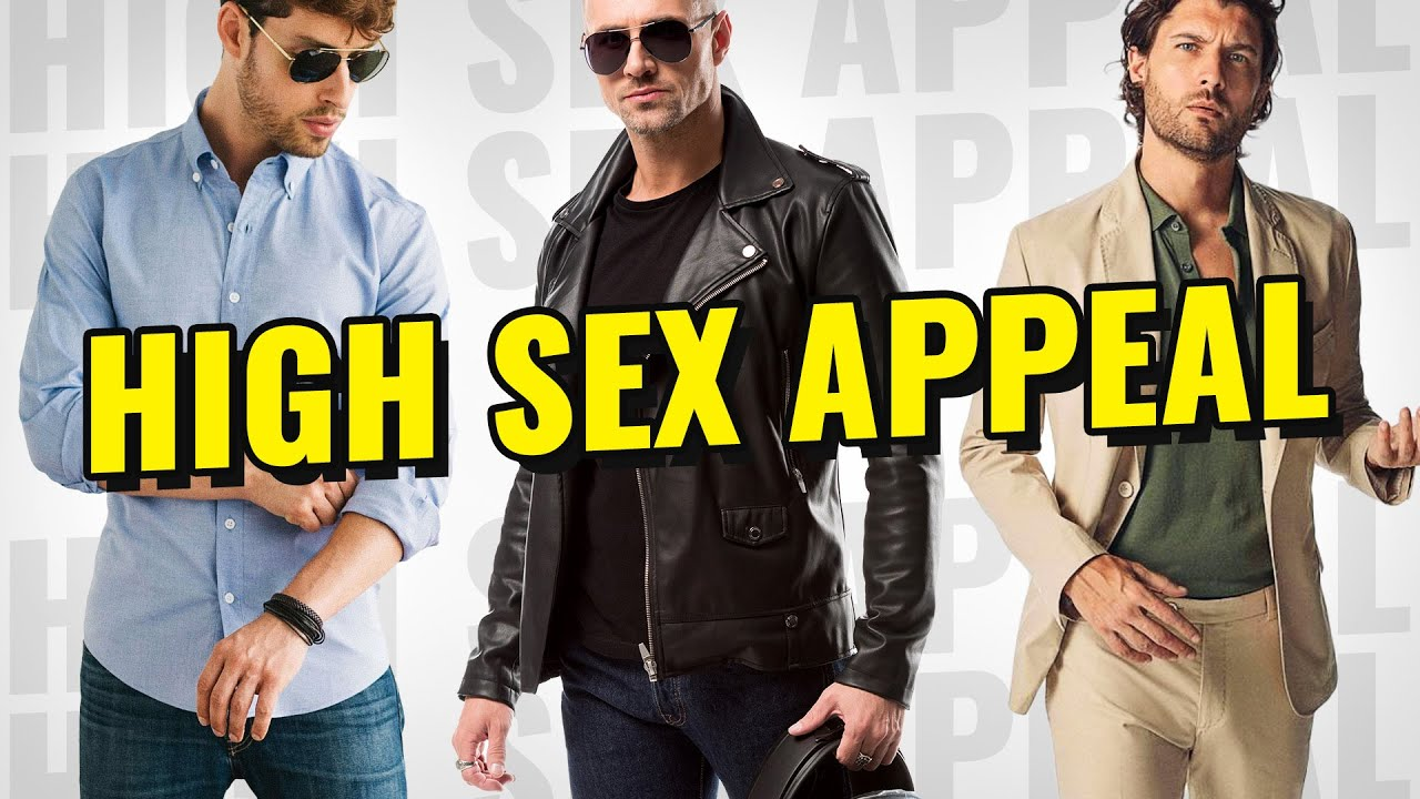 8 Items That INSTANTLY Boost Your Sex Appeal // Women Love These!