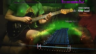"Rocksmith 2014 - DLC - Guitar - Black Label Society ""Suicide Messiah"""