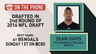 Gottlieb: Sean Davis talks Steelers