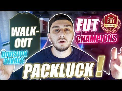 Fifa 19 | ist das Glück zurück? | Fut Champions Elite + Division Rivals Rewards | Serkan Isak