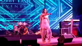 Sapna dance jail karavegi re chhori
