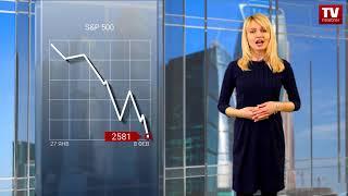 InstaForex tv news: Очередной обвал фондовых индексов  (09.02.2018)