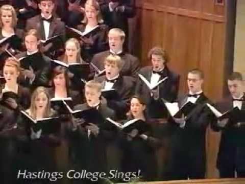 Sing a Song of Sixpence The Hastings College Choir