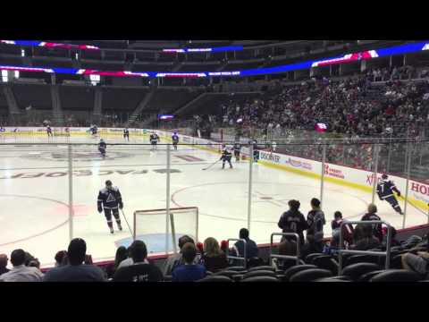 Avalanche Open practice and 3rd Jersey unveilling