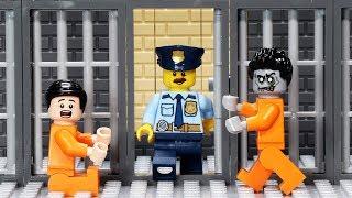 LEGO Zombie Prison Break 2 | Minifigure Studios