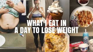 What I Eat In A Day On Weight Watchers Freestyle