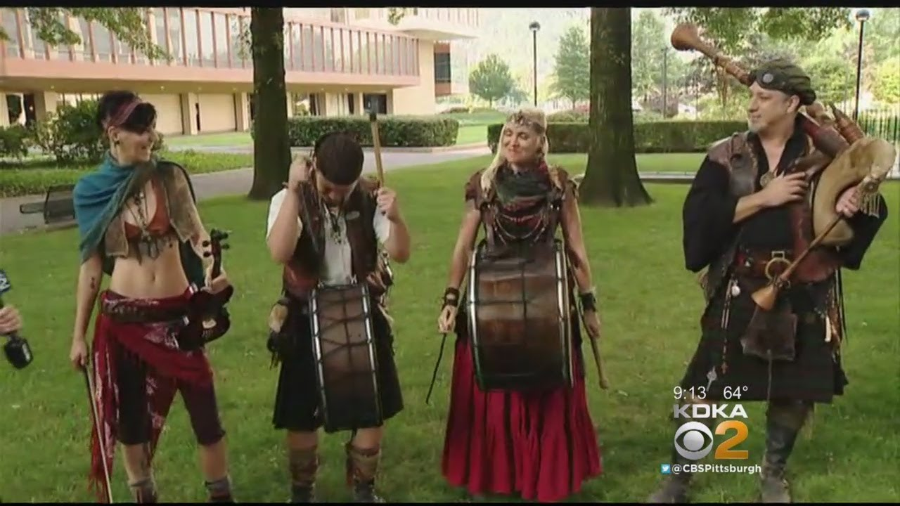 pittsburgh renaissance festival offers fun for all youtube