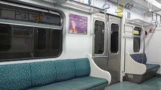 부산교통공사2호선 1차분 205편성 BTC2001 장산…