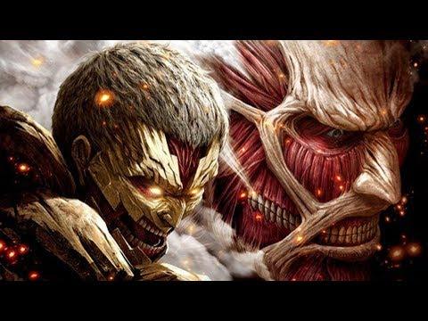 Attack on Titan Season 2 OST - Reiner Bertholdt & Eren Titan Transformation Theme (Vogel Im Kafig 2)