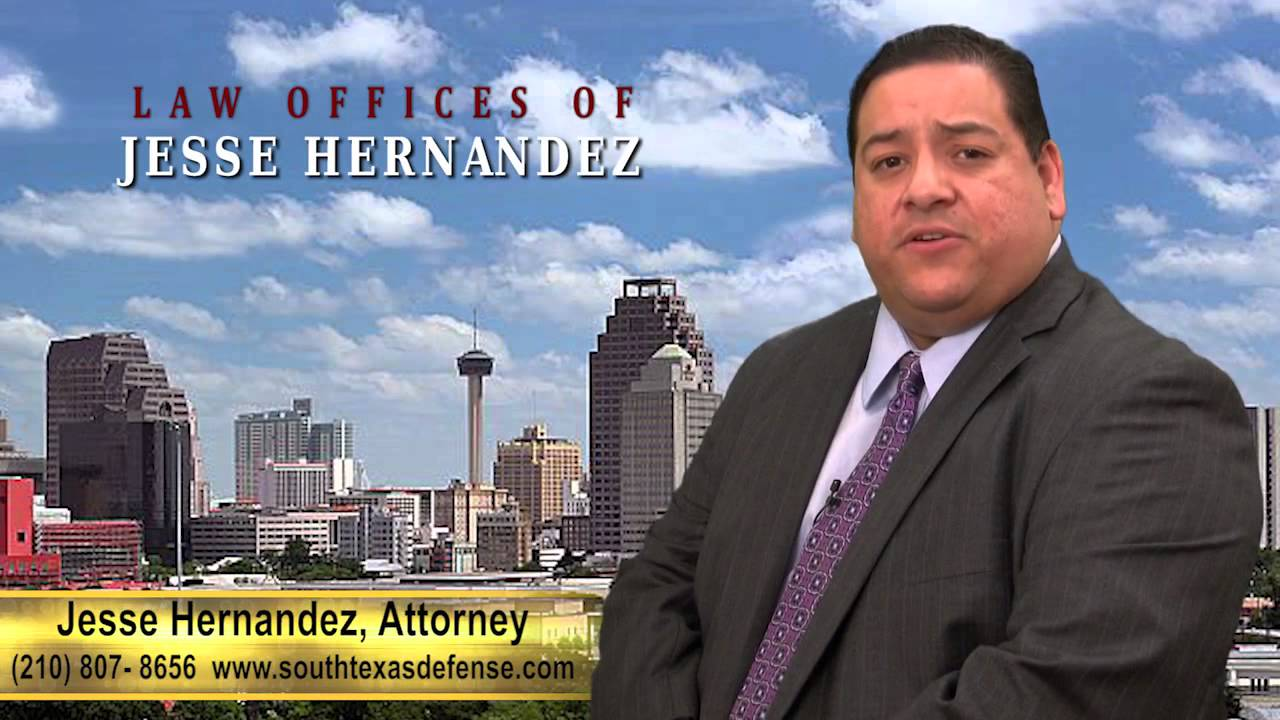 San Antonio And South Tx Attorney Jesse Hernandez San