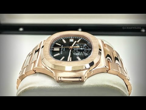 Patek Philippe Nautilus 5980 – A Gentleman's Watch