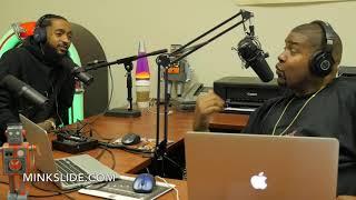 Tariq Nasheed & Nipsey Hussle Chop It Up On IZM Radio