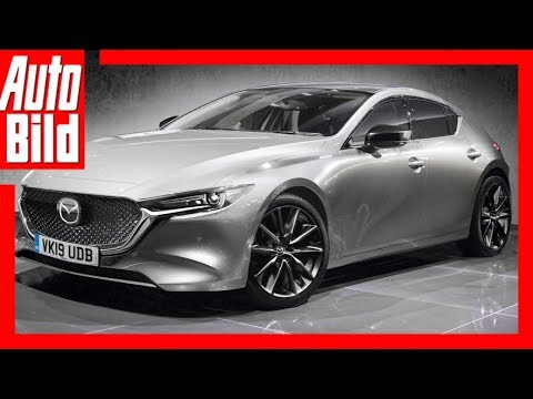 Zukunftsaussicht Mazda3 2018 Details Erklarung Youtube