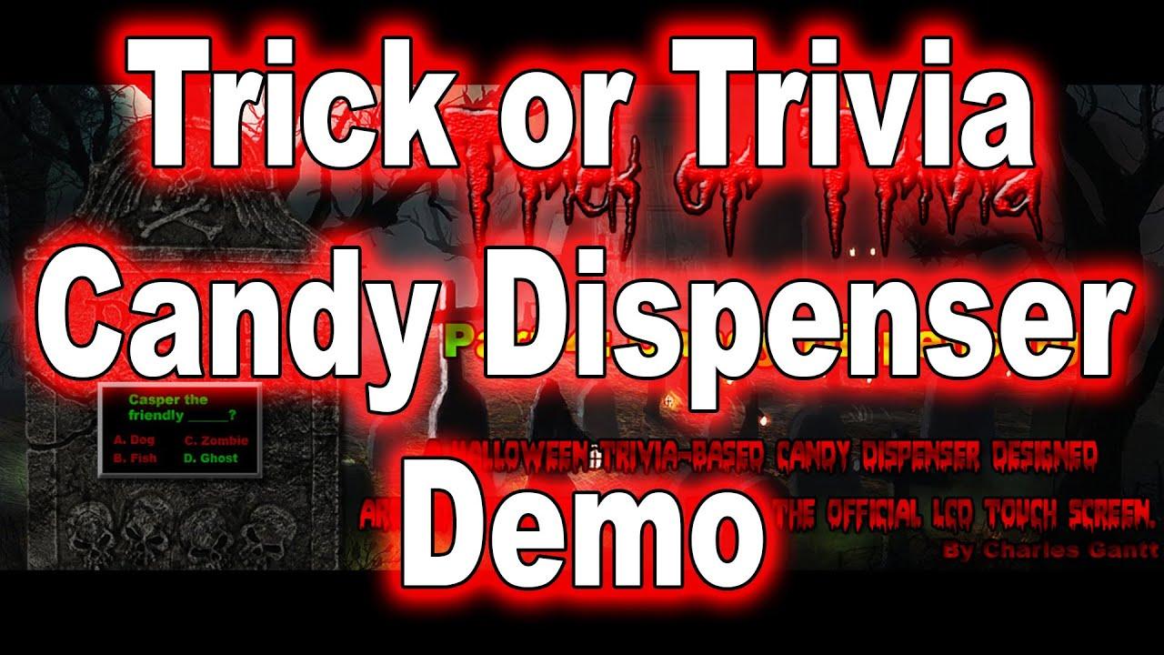 10 Creative Halloween Candy Dispensers   Mental Floss