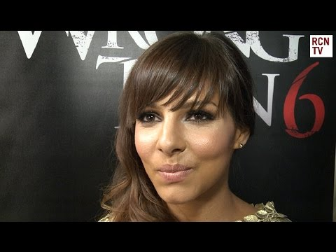 Roxanne Pallett Interview - Horror Violence - Wrong Turn 6 Premiere