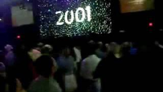 tribal at escapade 2001