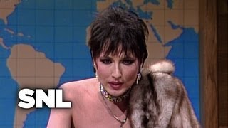 Babette the Sex Kitten - Saturday Night Live