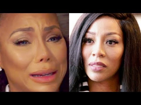 Tamar Braxton tells HUGE LIE to defend herself against K.Michelle! Tamar must be DELUSIONAL!