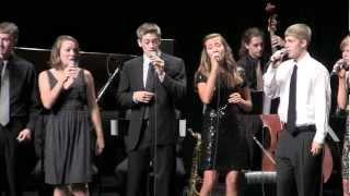 Iowa All State Jazz Choir 2012 -- Moonglow  --  arr. Darmon Meader