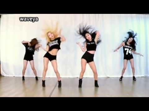 Waveya2011 Ailee Don't touch me♥ Cover Dance