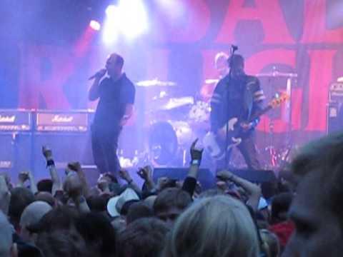 Bad Religion - Fuck Armageddon... This Is Hell/Vanity Live, Provinssirock, Seinäjoki 14.06.2013