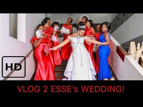 Vlog 2 : Day 2 || Esse's Wedding || Lomé / Togo