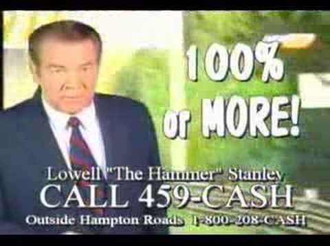Lowell The Hammer Stanley Lawyer Commercial
