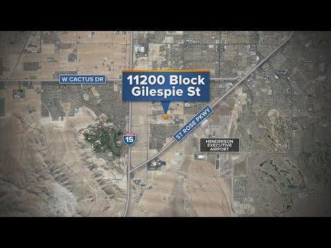 Man found dead in desert in southern part of Las Vegas