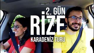 Karadeniz Turu 6 | AĞARAN ŞELALESİ, ÇAYELİ, MUHLAMA, ZİPLİNE, RAFTİNG | Gezi Günlükleri 4
