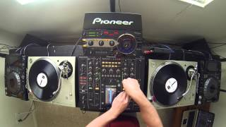 Genya M - Tech House, Techno mix september 14th 2014, technics sl1200m3d, djm 2000, rmx 1000