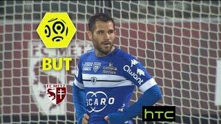 But Gilles CIONI (47' csc) / FC Metz - SC Bastia (1-0) -  / 2016-17