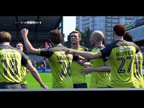 Fifa 18  Carlisle United v Burton  2018 19 season in 4K Ultra HD