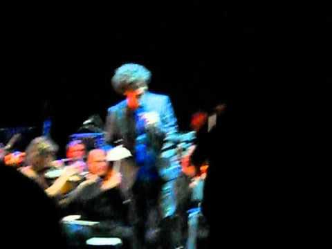Max Gazzè - Mattinata (R. Leoncavallo) - L'uomo sinfonico - Roma