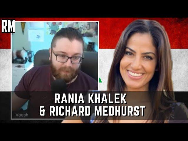 Vaush Lies About Syria | Rania Khalek & Richard Medhurst