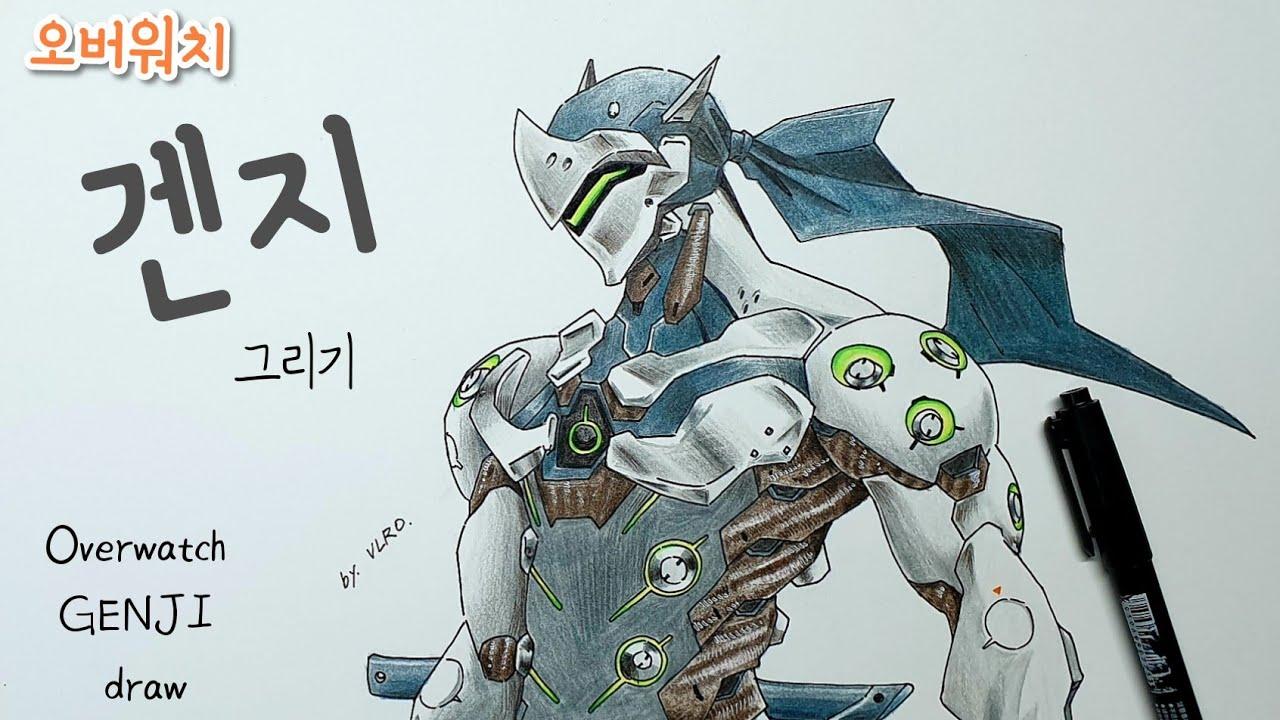 겐지(오버워치)/영웅 갤러리