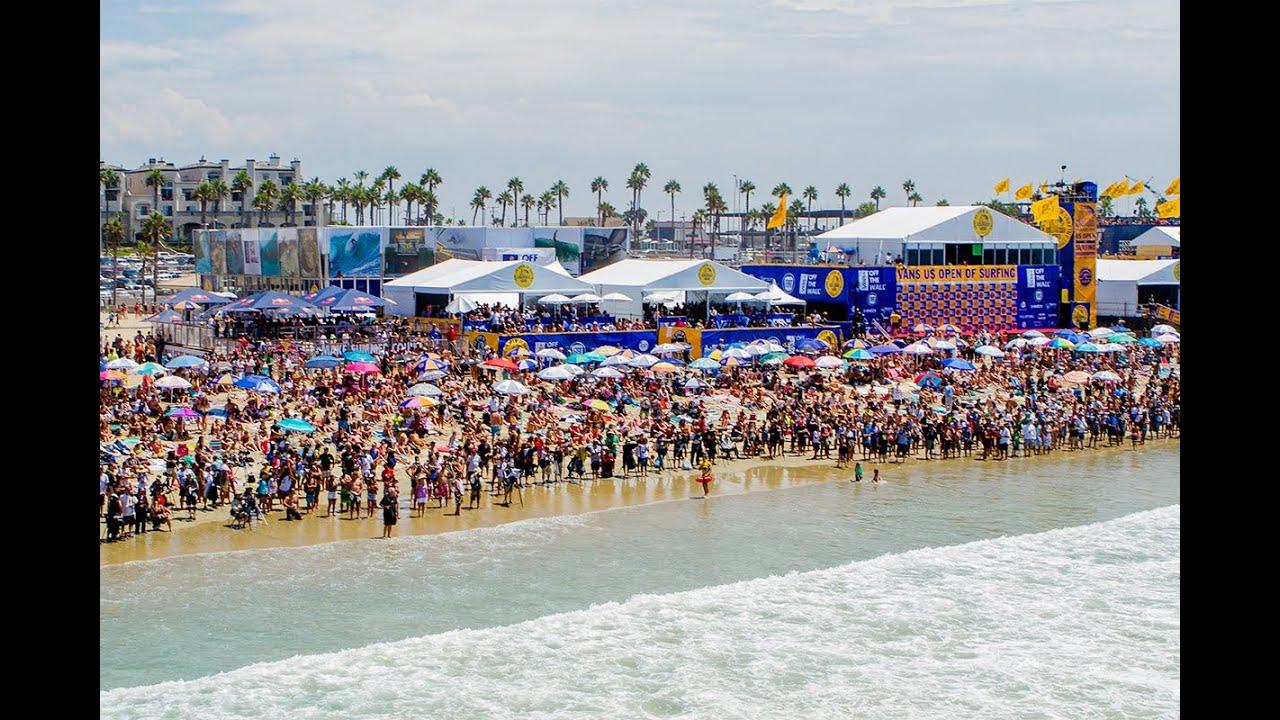 Huntington Beach Surf Open