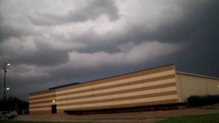 tornado storm clouds may 24th 2011 fort worth texas