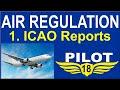 Air Regulation 1 - ICAO Articles, Convention DGCA India Commercial Pilot training