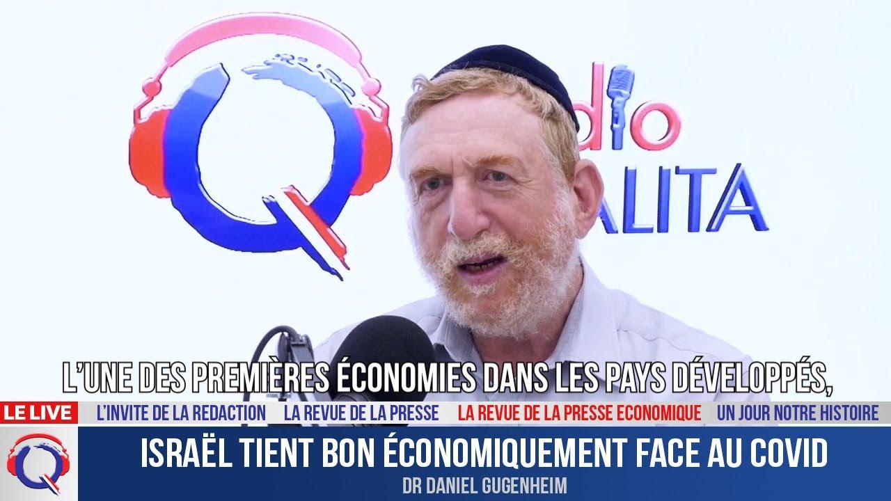 Israël tient bon économiquement face au Covid