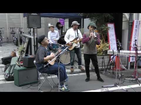 The 16th Shinjuku Trad Jazz Festival 一日目 ブルームーン・カルテット