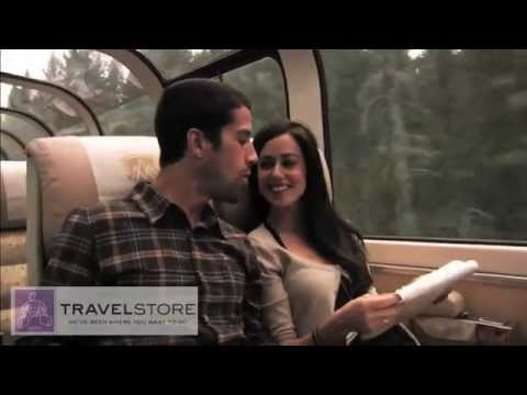 Rail Vacations in the Canadian Rockies - Rocky Mountaineer with TravelStore