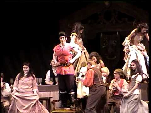 GASTON - Disneys Beauty and the Beast - Bayonne High School Spring Play 2009