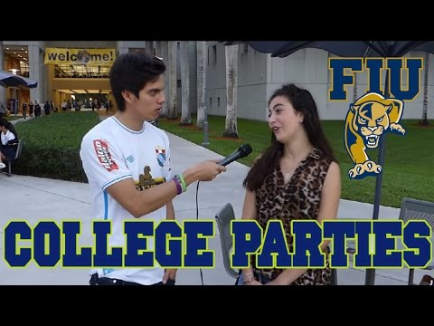 How To Get Invited To College Parties? FIU 2017
