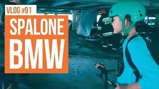 Spalone BMW / VLOG #91