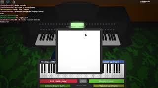 ROBLOX Piano - Gravity Falls { SHORT 'N EASY + SHEETS }